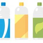 透明の味付きお水の種類が増えてます。