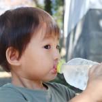 夏の正しい水分補給